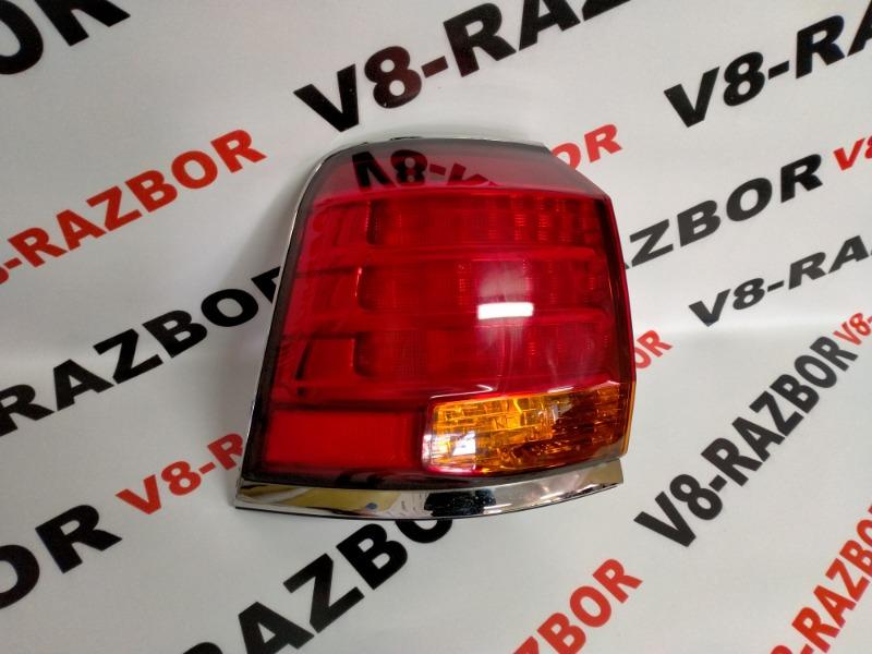 Стоп-сигнал Lexus Lx570 URJ201 3URFE 2011 левый