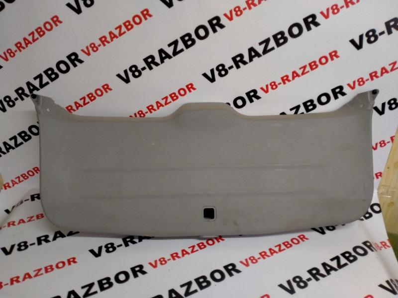 Обшивка двери багажника Subaru Forester SHA FB25B 2010