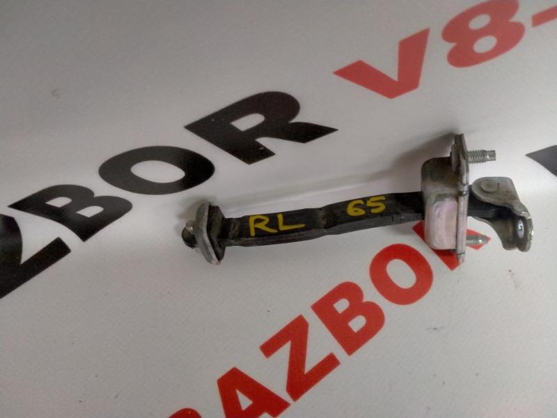 Ограничитель двери Subaru Outback BR9 EJ253 2010 задний левый