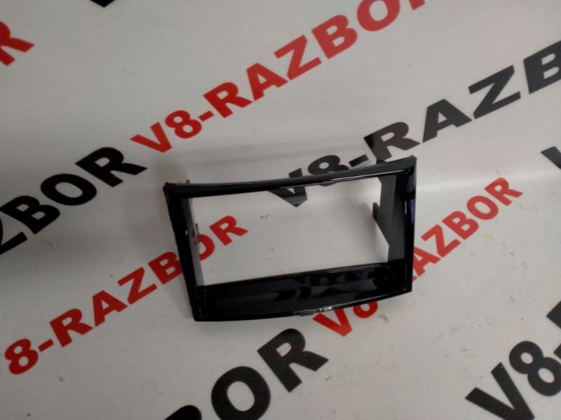 Рамка магнитолы Subaru Outback BR9 EJ253 2010