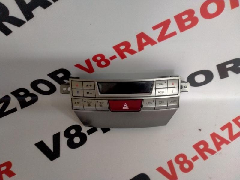 Блок управления климат-контролем Subaru Outback BR9 EJ253 2010