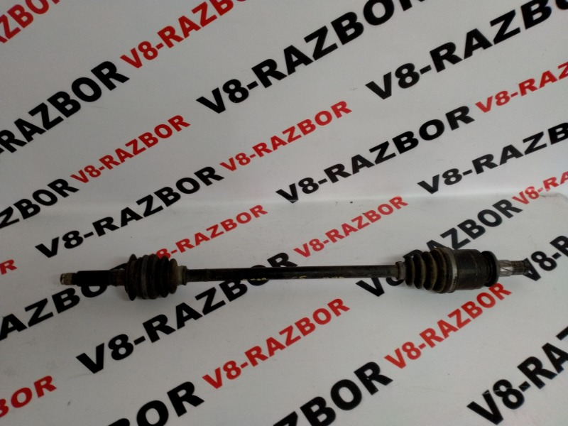 Привод Subaru Outback BR9 EJ253 2010 задний