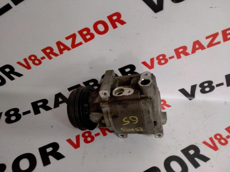 Компрессор кондиционера Subaru Outback BR9 EJ253 2010