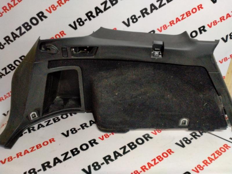 Обшивка багажника Subaru Outback BR9 EJ253 2010 задняя правая