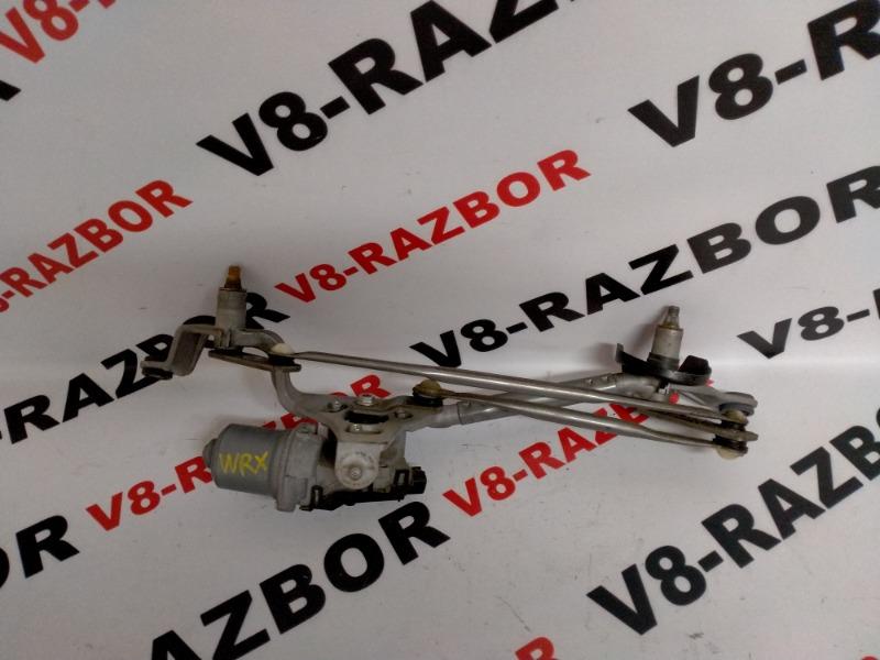 Механизм стеклоочистителя Subaru Impreza Wrx VA 20F 2015