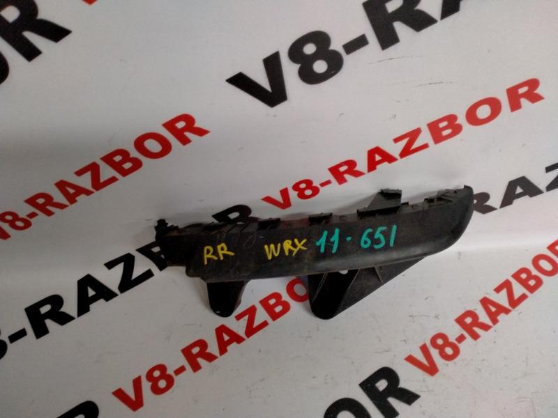 Крепление бампера Subaru Impreza Wrx VA 20F 2015 заднее правое верхнее