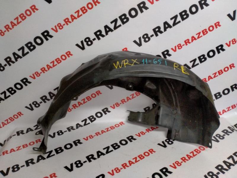 Подкрылок Subaru Impreza Wrx VA 20F 2015 задний левый