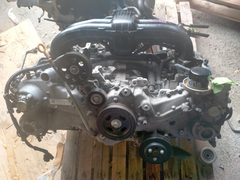 Двигатель Subaru Exiga YAM FB25 2012