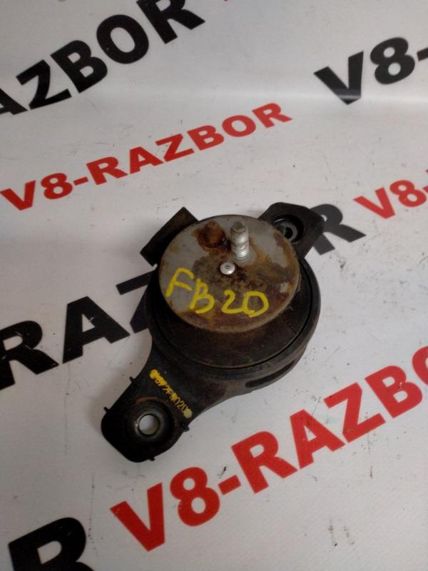 Подушка двигателя Subaru Xv GP7 FB20 2012 левая