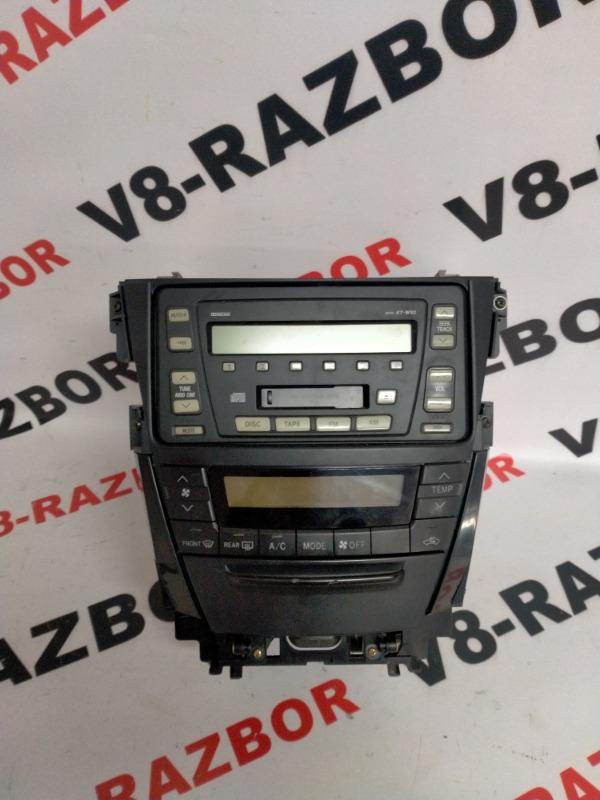 Блок управления климат-контролем Toyota Caldina ZZT241 1ZZ-FE 2004