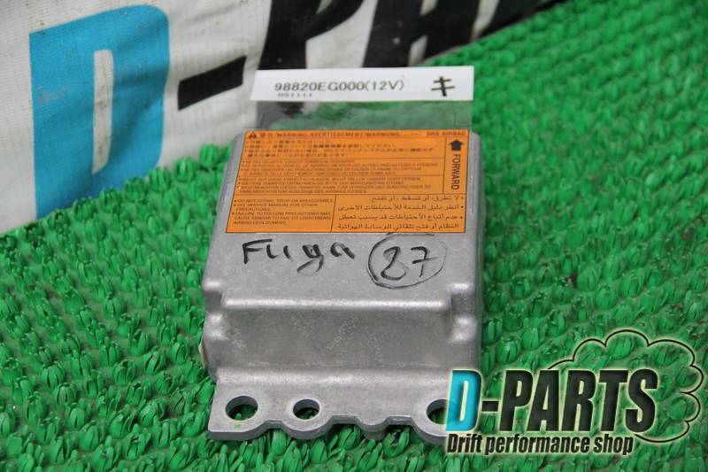 Блок airbag Nissan Fuga PY50