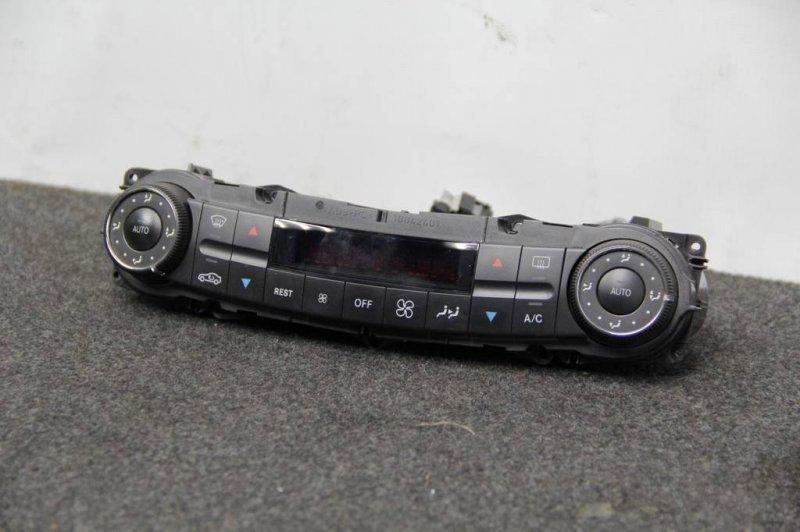 Блок управления климат-контролем Mercedes Cls-Class WDD2193561A031445 272.964 30 087870 2005