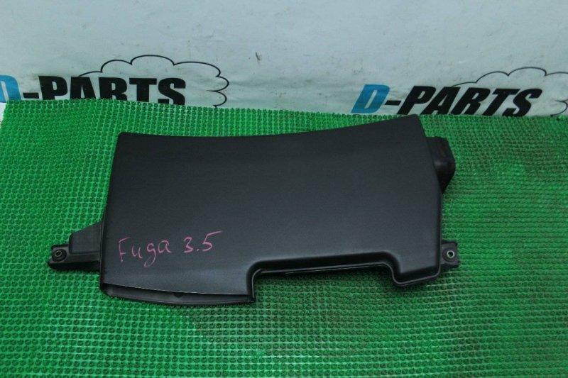Воздухозаборник Nissan Fuga PY50 VQ35DE
