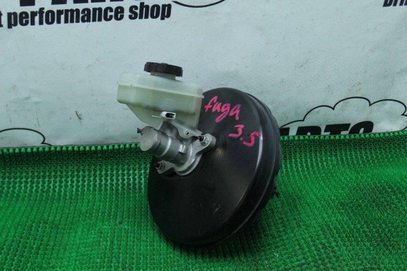 Главный тормозной цилиндр Nissan Fuga PY50 VQ35DE