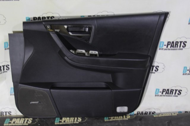 Обшивка дверей Nissan Murano PNZ50 правая