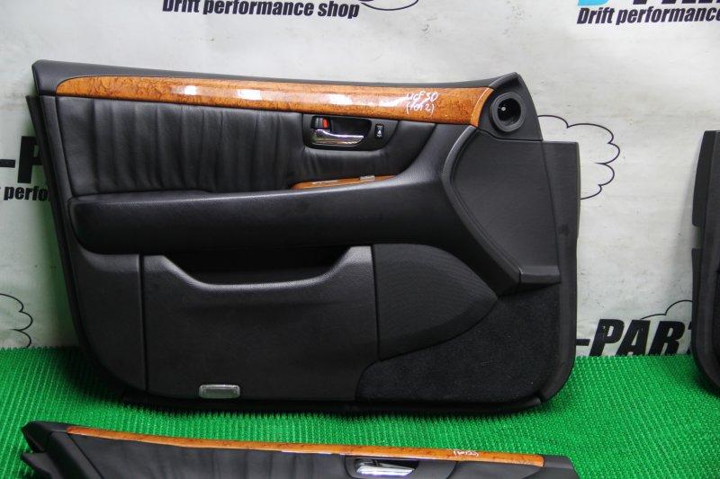 Обшивка дверей Toyota Celsior UCF30 UCF31