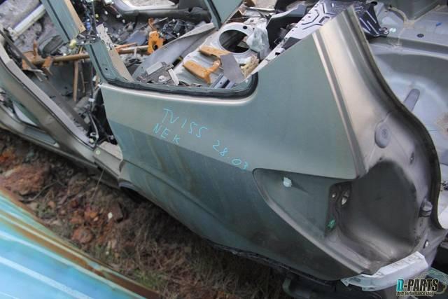 Крыло Subaru Forester заднее левое