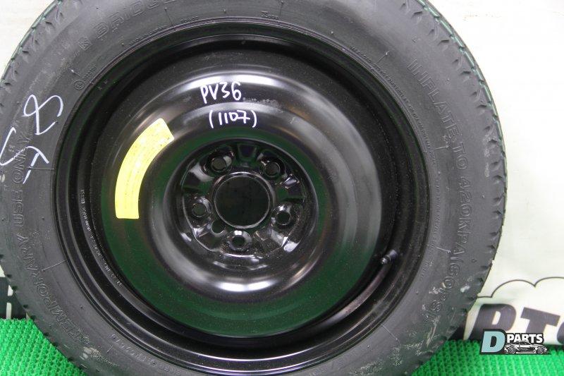 Запаска Nissan Skyline PV36