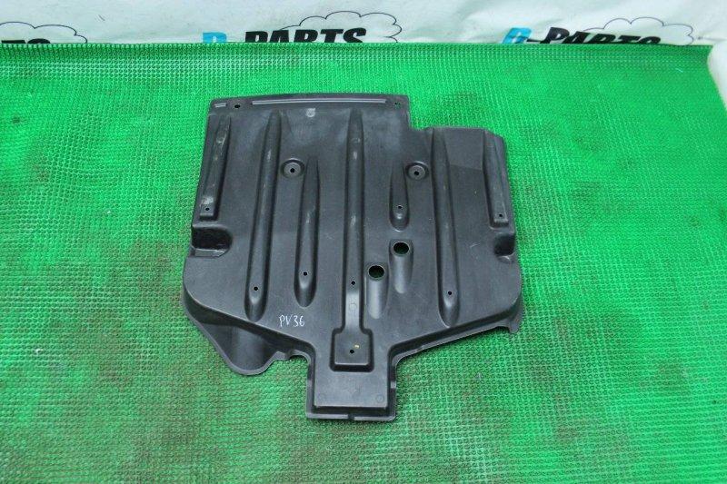 Защита двигателя Nissan Skyline 36