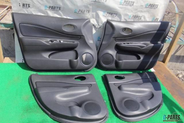 Обшивка Nissan Note E12