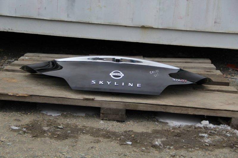 Крышка багажника Nissan Skyline CKV36
