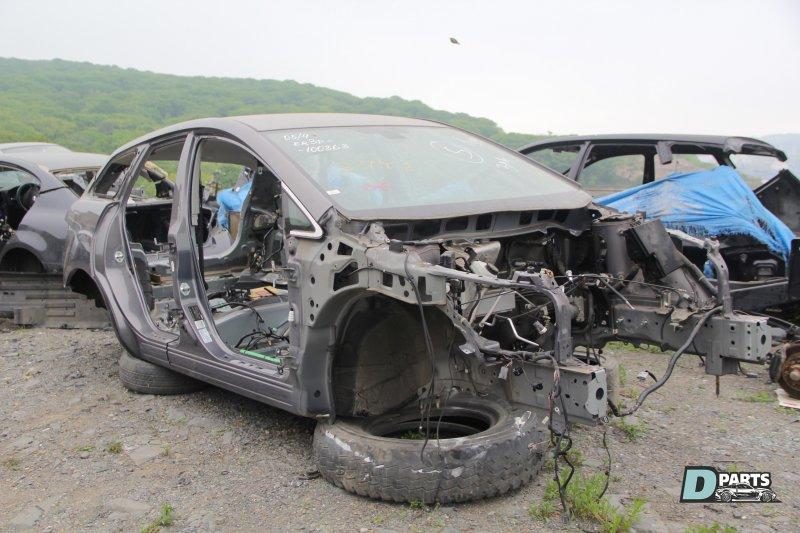 Лонжерон Mazda Cx7 E3P-100363 L3VDT передний правый
