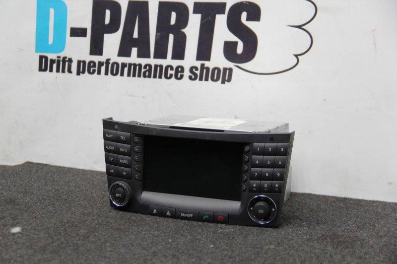 Магнитофон Mercedes Cls-Class WDD2193561A031445 272.964 30 087870 2005