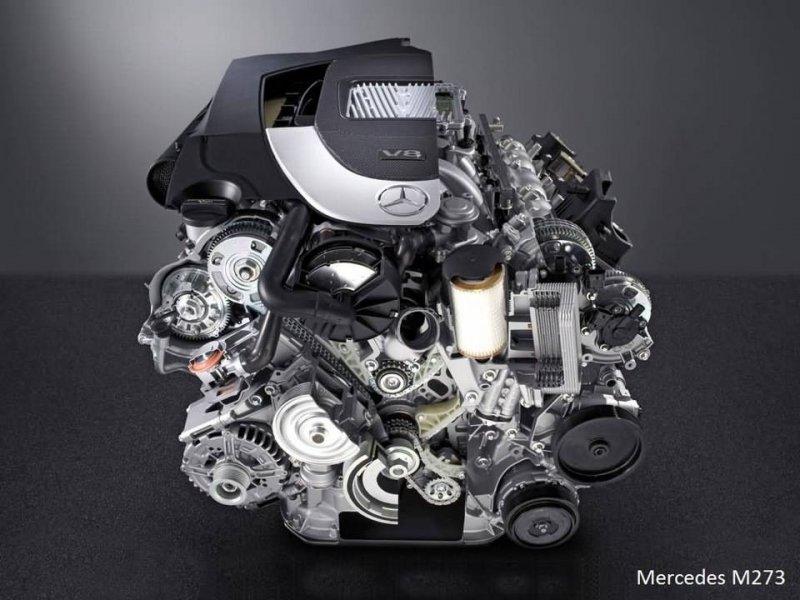 Двигатель Mercedes S-Class W220