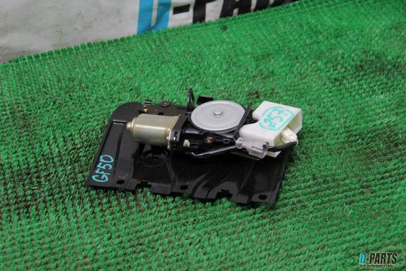 Моторчик стеклоочистителя Nissan Cima GF50 задний