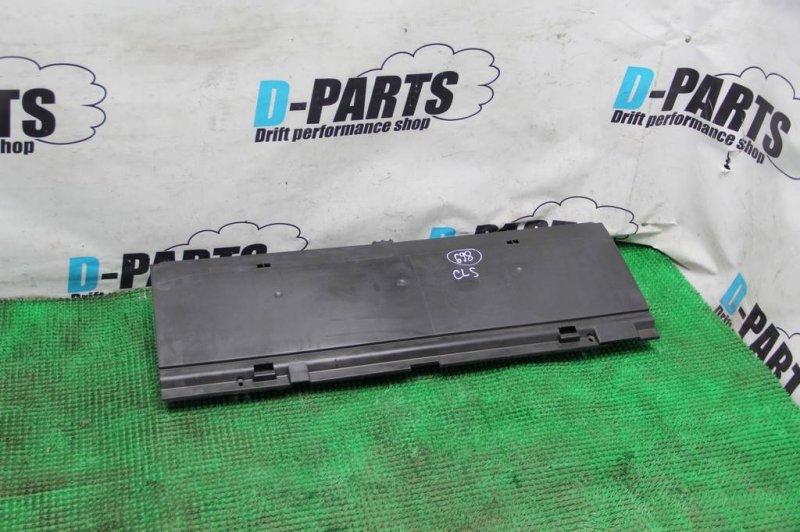 Накладка на багажник Mercedes Cls-Class WDD2193561A031445 272.964 30 087870 2005