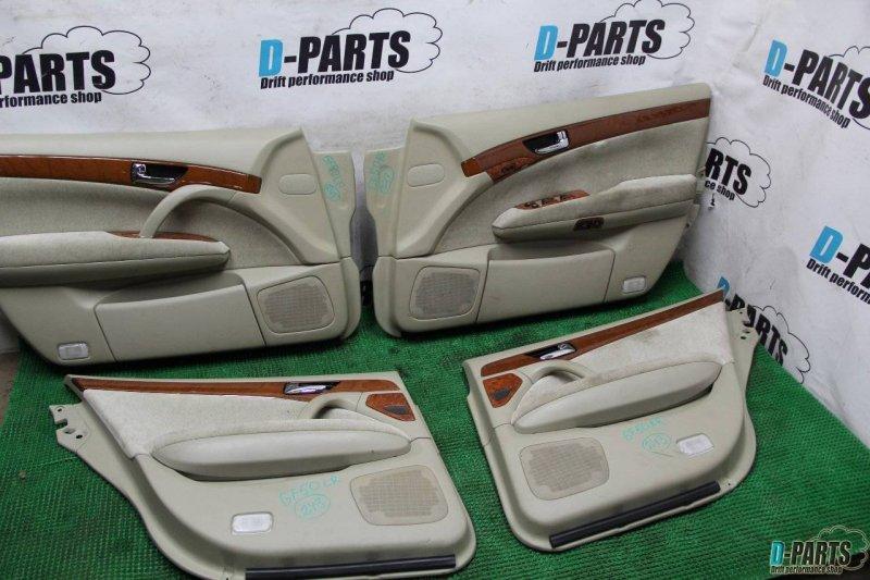 Обшивка дверей Nissan Cima GF50