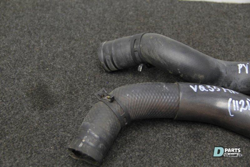 Патрубок радиатора Nissan Skyline PV36