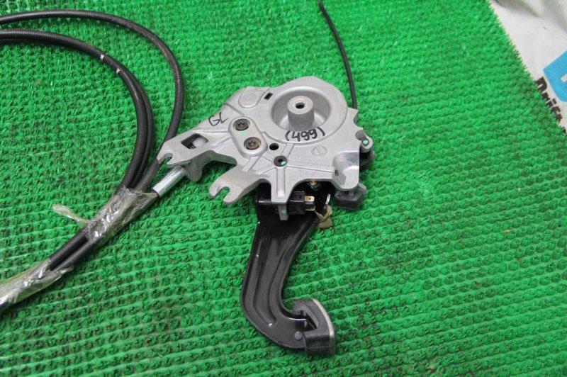 Педаль ручного тормоза Mercedes Gl-Class X164 273.963 30 077680 2007