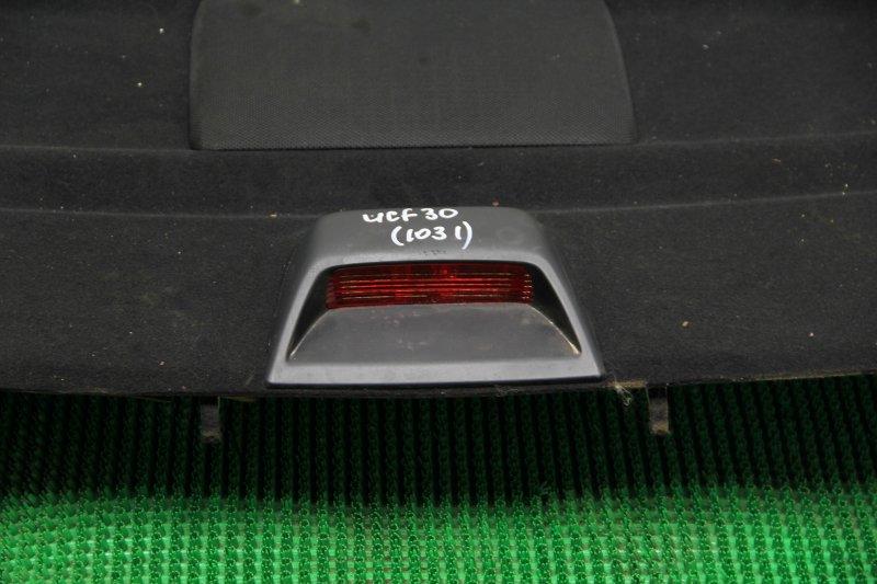 Полка Toyota Celsior UCF30 UCF31 задняя