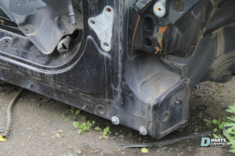 Порог Mercedes Gl-Class X164 273.963 30 077680 2007 правый