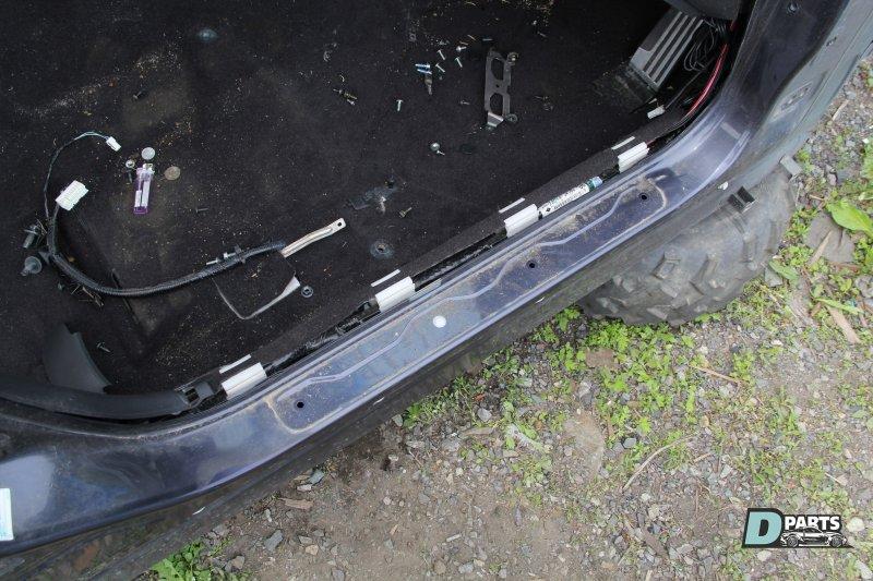 Порог Nissan Skyline PV36 правый