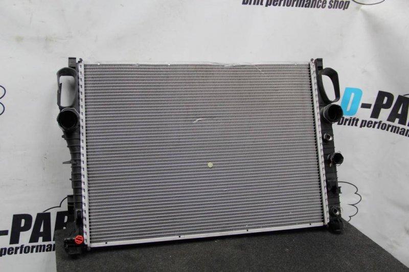 Радиатор Mercedes Cls-Class W219