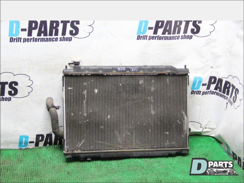 Радиатор Nissan Murano PNZ50