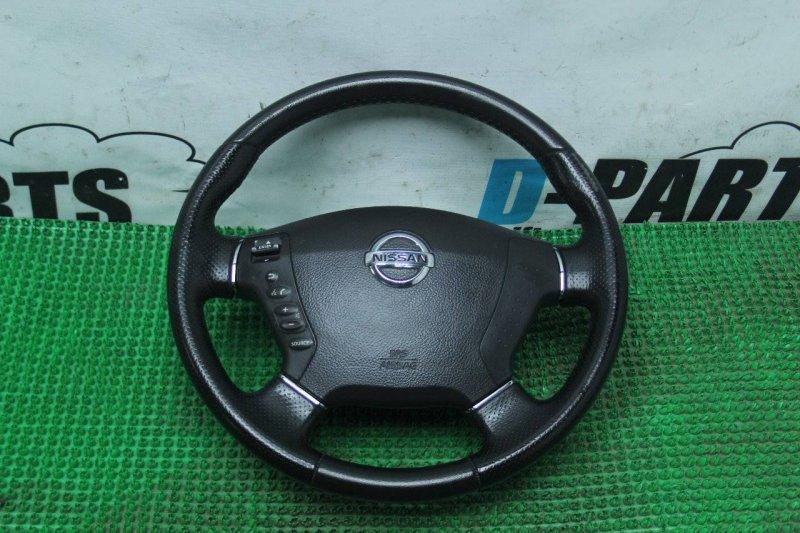 Руль Nissan Fuga 50