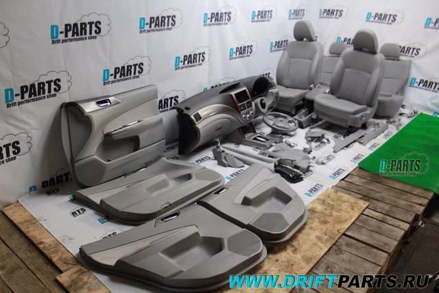 Салон Subaru Forester SH5
