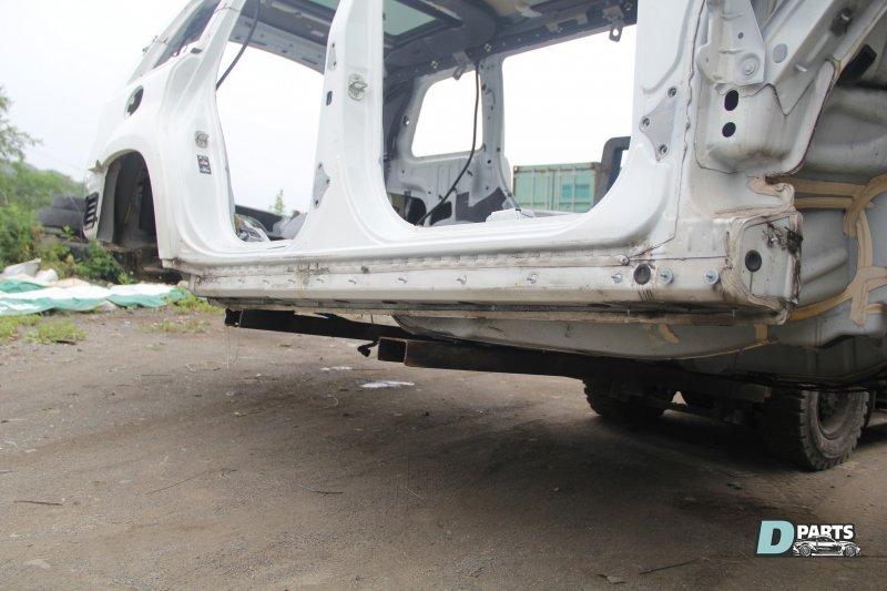 Порог кузова Mercedes Gl-Class X164 273.963 30 077680 2007 передний правый