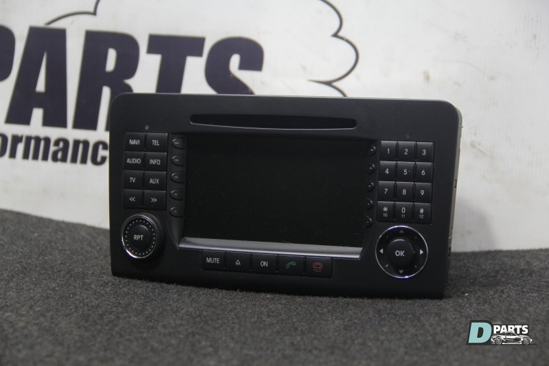 Магнитофон Mercedes Gl-Class X164 273.963 30 077680 2007