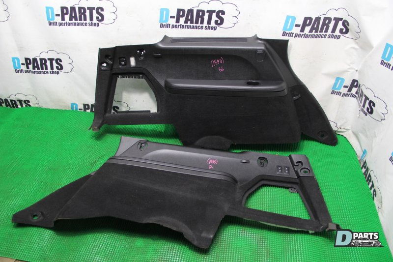 Обшивка багажника Mercedes Gl-Class X164 273.963 30 077680 2007