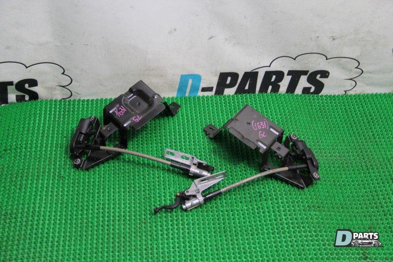 Мотор стеклоподъемника Mercedes Gl-Class X164 273.963 30 077680 2007 задний