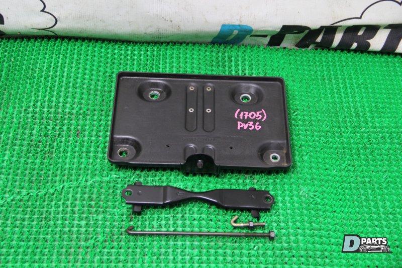 Крепление аккумулятора Nissan Skyline PV36-205509 VQ35HR