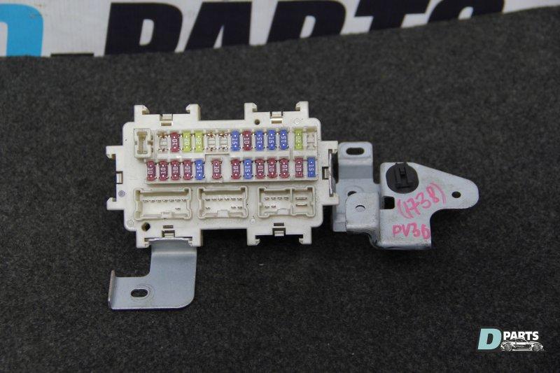 Блок предохранителей Nissan Skyline PV36-205509 VQ35HR