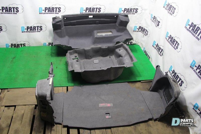 Обшивка багажника Toyota Celsior UCF31-0049182 3UZ 2003