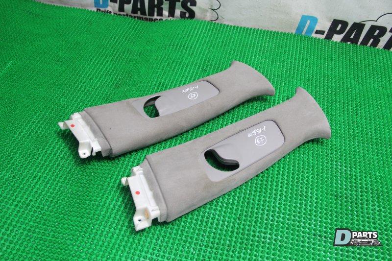 Обшивка стойки кузова Toyota Celsior UCF31-0049182 3UZ 2003