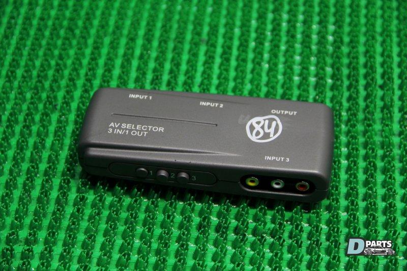 Av селектор Toyota Celsior UCF31-0049182 3UZ 2003