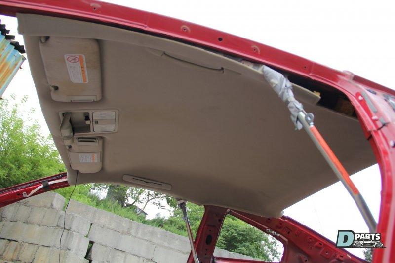 Обшивка потолка Nissan Skyline CPV35-507762 VQ35DE 2004